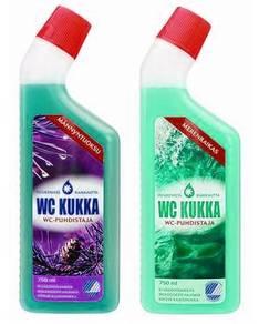 Wc-Kukka - Pesu- ja puhdistusaineet - 152026 - 1