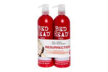 Tigi Bed Head 2x750ml re-surrection - Pesuaineet, voiteet ja pientarvikkeet - 140236 - 1