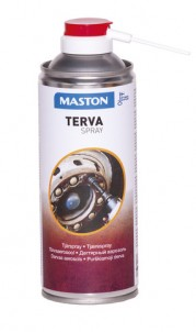 Spray Terva 400ml - Maalaustarvikkeet - 147687 - 1