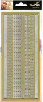 Ääriviivatarra köynnöslajitelma - Tarrat ja tarrakirjat - 136027 - 1