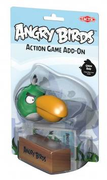 Angry Birds ADD-ON Green Bird - Pelit Nelostuote - 128427 - 1