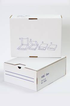Arkistoboxi A4/12cm - Arkistointikannet - 110337 - 1