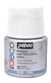 Askartelumaali Deco Pearl 45ml - Askartelutarvikkeet - 144077 - 1