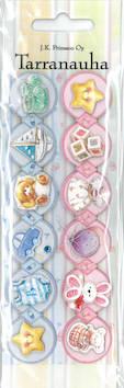 Tarranauha vauva - Tarrat ja tarrakirjat - 148667 - 1