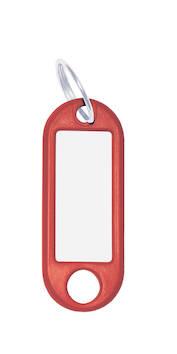 Avaimenperä WEDO muovia nimikotelo - Avainkaapit, avaimenperät - 128447 - 1