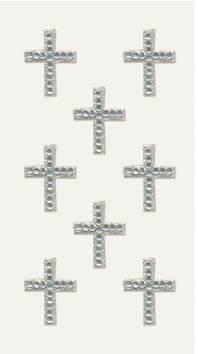 Cross timantti tarra-arkki - Askartelutarvikkeet - 137257 - 1