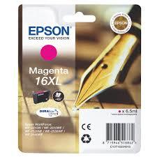 EPSON 16XL mustesuihku - Epson mustesuihkuväripatruunat - 134327 - 1
