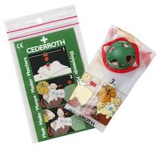 Elvytyssuoja CEDERROTH - Ensiaputuotteet CEDERROTH - 130147 - 1