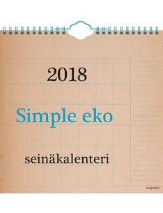 Simple Eko - Ajasto kalenterit - 153587 - 1