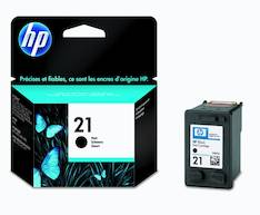 HP 21 C9351AE mustesuihku - HP mustesuihkuväripatruunat - 114067 - 1