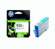 HP 920XL CD972AE mustesuihku - HP mustesuihkuväripatruunat - 120697 - 1