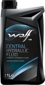 Hydrauliaöljy 1L Wolf Central 5078 - Autotarvikkeet - 147587 - 1