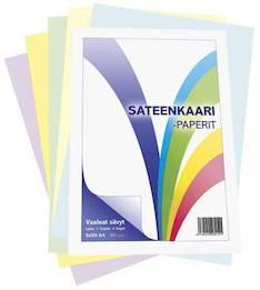 Kopiopaperi IMAGE A4/80g - Värilliset kopiopaperit - 118237 - 1