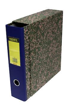 Kotelomappi MERCANTIL A4/8cm+kotelo - Kotelomapit - 102897 - 1