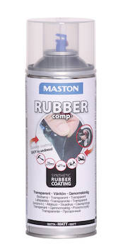 Kumimaalispray rubbercomp400ml - Maalaustarvikkeet - 136277 - 1