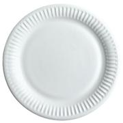 Lautanen 18cm HUHTAMÄKI Econo - Kertakäyttöastiat - 105027 - 1