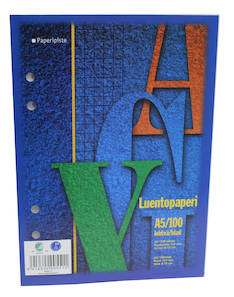 Luentopaperi A5/100 7x7mm PAPERIPISTE - Avo- ja muut lehtiöt - 102017 - 1