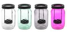 Lyhty Jar 19,5cm 4living - Kynttilät, lyhdyt ja tarvikkeet - 154787 - 1