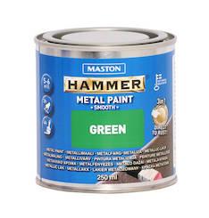 Maali hammer sileä 250ml - Maalaustarvikkeet - 136377 - 1