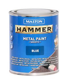Maali hammer sileä 750ml - Maalaustarvikkeet - 136387 - 1