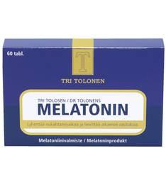 Melatonin Tri Tolonen - Ravintolisät - 151147 - 1