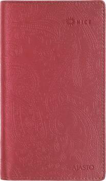 Nice, punainen - Ajasto kalenterit - 152617 - 1