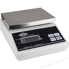 Pakettivaaka 12kg WEDO Universal - PakettivaaÝat - 131297 - 1