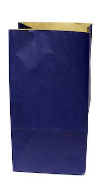 Paperipussi 17x34/11cm pystyraita - Lahjakassit ja -pussit - 109377 - 1
