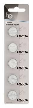 Paristo CR2016 HQ 3V Litium - Paristot - 154207 - 1