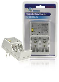 Paristolaturi HQ-CHARGER07 Plug-in - Paristolaturit - 150697 - 1