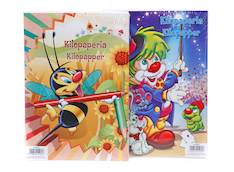 Piirustuspaperi KILO A4 800g - Piirustus ja taiteilija paperit - 102497 - 1