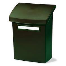 Postilaatikko välikannella - Kiinteistövarusteet  - 138987 - 1