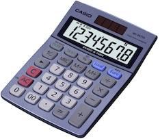 Pöytälaskin CASIO MS-88TERII - Pöytälaskimet - 104327 - 1