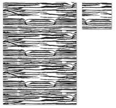 Pussilakana+tyynyliinasetti Zebra - Kodintekstiilit - 152447 - 1