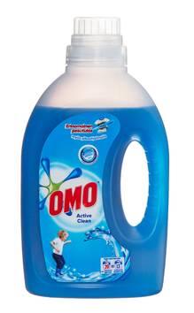 Pyykinpesuneste 1L OMO - Kodin pesuaineet - 154187 - 1