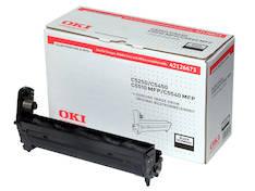 Rumpu OKI C5250 laser - Oki värikasetit - 127907 - 1