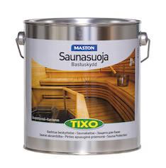 Saunasuoja tixo 3l - Maalaustarvikkeet - 136397 - 1