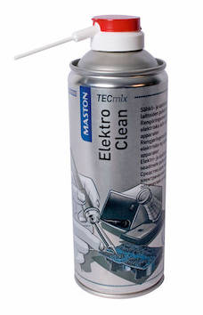 Spray electro clean 400ml - Maalaustarvikkeet - 136407 - 1
