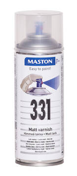 Spraymaali 100 400ml - Maalaustarvikkeet - 136237 - 1