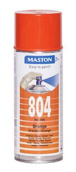 Spraymaali 100 400ml ral2004 - Maalaustarvikkeet - 136247 - 1