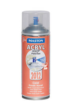 Spraymaali acrylcomp ral2012 400ml - Maalaustarvikkeet - 136217 - 1