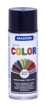 Spraymaali color 400ml - Maalaustarvikkeet - 136257 - 1