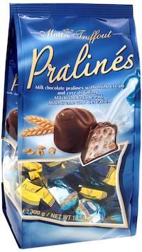 Suklaakonvehti Pralines 300g - Makeiset - 149487 - 1