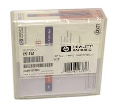 Tietokasetti HP C5141A IIIXT DLT - Tietokasetit /(tallentaminen ja puhdista - 109467 - 1