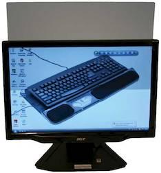 Tietoturvasuoja 3M PF24,0W - Häikäisy - ja tietoturvasuojat - 120797 - 1