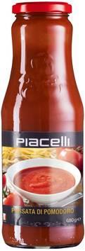 Tomaattimurska paseerattu  Piacelli 680g - Ruokatarvikkeet - 153357 - 1