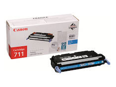 Värikasetti CANON 711C laser - Canon laservärikasetit - 145387 - 1