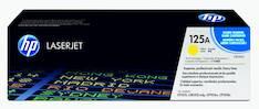 Värikasetti HP 125A CB542A laser - HP laservärikasetit ja rummut - 118297 - 1