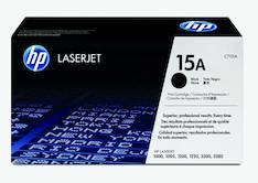 Värikasetti HP 15A C7115A laser - HP laservärikasetit ja rummut - 109777 - 1