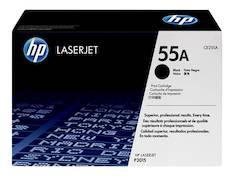Värikasetti HP 55A CE255A laser - HP laservärikasetit ja rummut - 146867 - 1